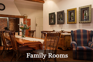 The Country Guest House - Family Rooms 9, 12 & 13