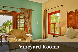 The Country Guest House - Vineyard Rooms (1 - 6)